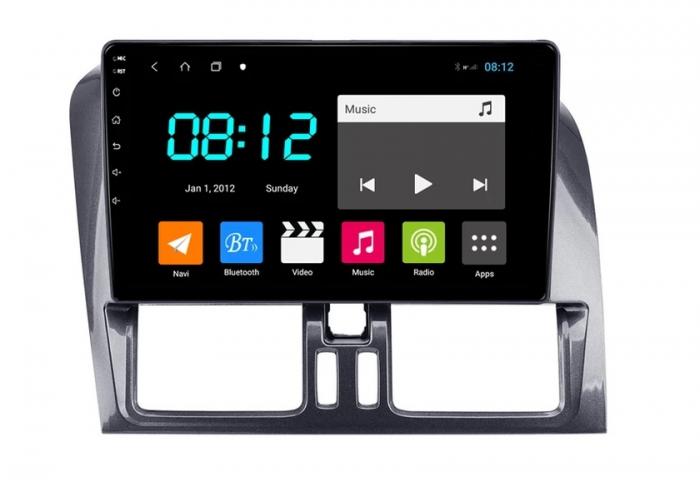 Navigatie Volvo XC60 ( 2008 - 2012 )  Android , Display 9 inch , 2GB RAM +32 GB ROM , Internet , 4G , Aplicatii , Waze , Wi Fi , Usb , Bluetooth , Mirrorlink [0]