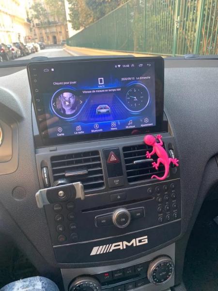 Navigatie Mercedes C Class W204 ( 2006 - 2012 ) , Android , Display 9 inch , 2GB RAM +32 GB ROM , Internet , 4G , Aplicatii , Waze , Wi Fi , Usb , Bluetooth , Mirrorlink 3