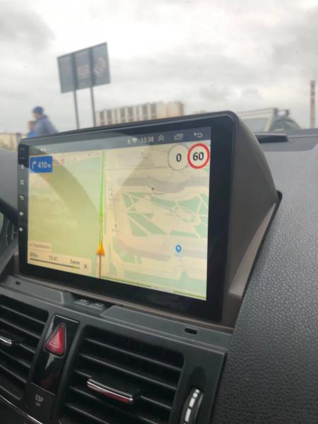 Navigatie Mercedes C Class W204 ( 2006 - 2012 ) , Android , Display 9 inch , 2GB RAM +32 GB ROM , Internet , 4G , Aplicatii , Waze , Wi Fi , Usb , Bluetooth , Mirrorlink 4