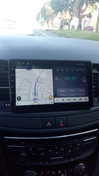 Navigatie Peugeot 508 ( 2010 - 2018 ) , Android , Display 9 inch , 2GB RAM +32 GB ROM , Internet , 4G , Aplicatii , Waze , Wi Fi , Usb , Bluetooth , Mirrorlink 4