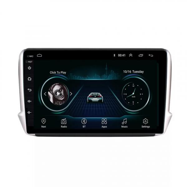 Navigatie Peugeot 208 / 2008 ( 2012 - 2020 ) , Android , Display 10 inch , 2GB RAM +32 GB ROM , Internet , 4G , Aplicatii , Waze , Wi Fi , Usb , Bluetooth , Mirrorlink 5