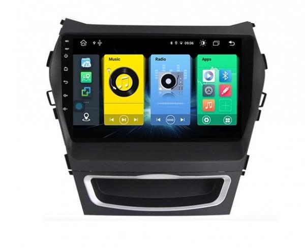 Navigatie Hyundai Santa Fe ix 45 ( 2012 - 2017 ) , Android , Display 9 inch , 2GB RAM +32 GB ROM , Internet , 4G , Aplicatii , Waze , Wi Fi , Usb , Bluetooth , Mirrorlink 1