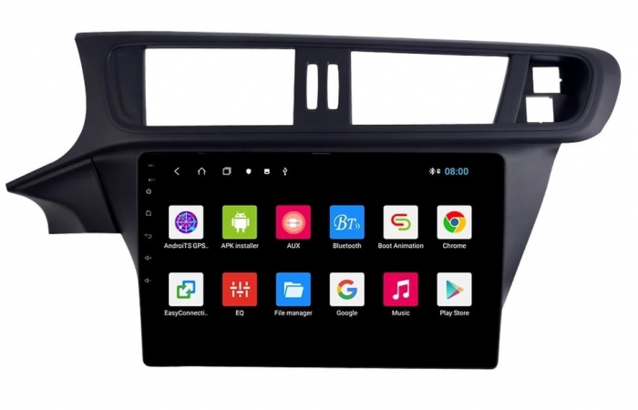 Navigatie Citroen C3-XR ( 2015 - 2019 ) , Android , Display 10 inch , 2GB RAM +32 GB ROM , Internet , 4G , Aplicatii , Waze , Wi Fi , Usb , Bluetooth , Mirrorlink 5