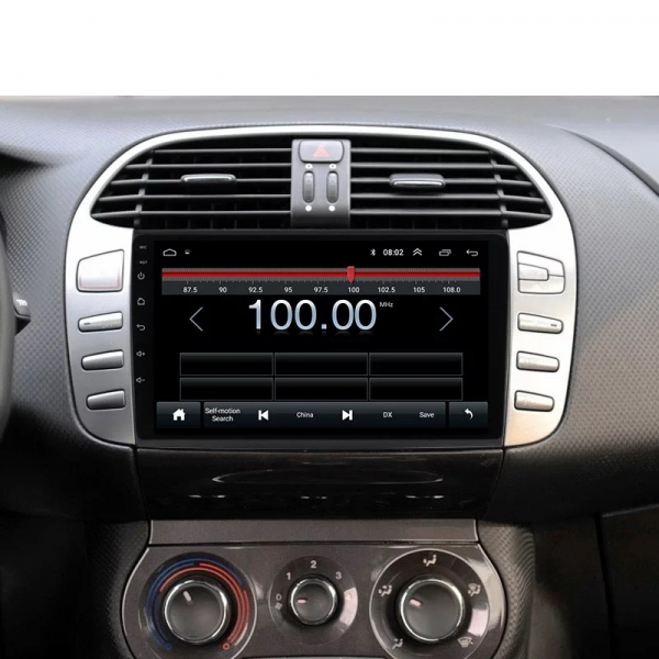 Navigatie Fiat Bravo ( 2007 - 2012 ) , Android , Display 9 inch , 2GB RAM +32 GB ROM , Internet , 4G , Aplicatii , Waze , Wi Fi , Usb , Bluetooth , Mirrorlink 1