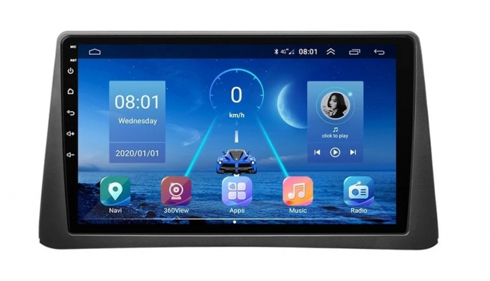 Navigatie Opel Mokka ( 2012 - 2016 ) , Android , Display 9 inch , 2GB RAM +32 GB ROM , Internet , 4G , Aplicatii , Waze , Wi Fi , Usb , Bluetooth , Mirrorlink 0