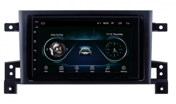 Navigatie Suzuki Grand Vitara ( 2005-2015 ) , Android , Display 9 inch , 2GB RAM +32 GB ROM , Internet , 4G , Aplicatii , Waze , Wi Fi , Usb , Bluetooth , Mirrorlink 3
