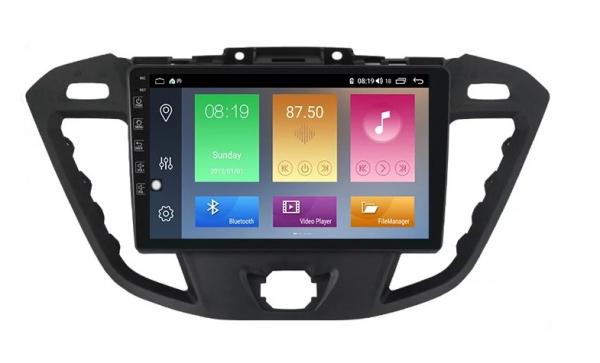 Navigatie Ford Transit ( 2012 - 2019 ) , Android , Display 9 inch , 2GB RAM +32 GB ROM , Internet , 4G , Aplicatii , Waze , Wi Fi , Usb , Bluetooth , Mirrorlink 2