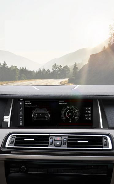 Navigatie BMW Seria 7 F01 F02 ( 2009 - 2015 ) , Android , 4 GB RAM + 64 GB ROM , Internet , 4G , Aplicatii , Waze , Wi Fi , Usb , Bluetooth , Mirrorlink 6