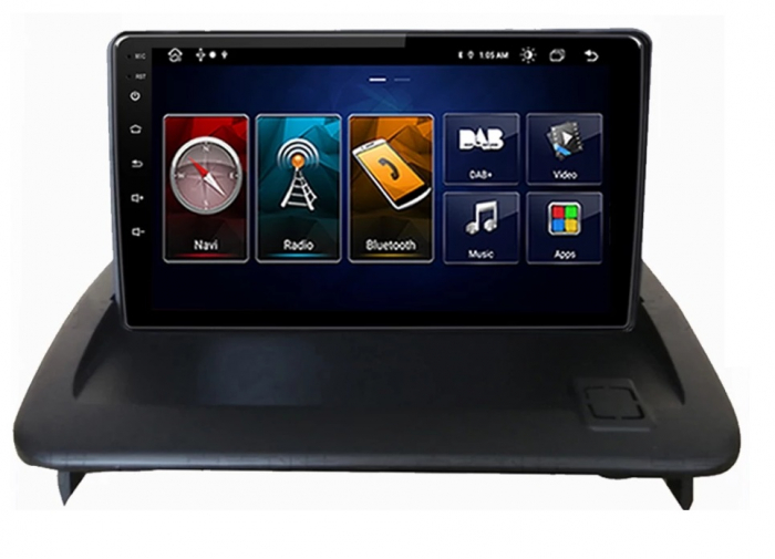 Navigatie Volvo C40 C30 S40 C70 V50 ( 2004 - 2013 ) 4 GB RAM + 64 GB ROM , Slot Sim 4G pentru Internet , Carplay , Android , Aplicatii , Usb , Wi Fi , Bluetooth [0]