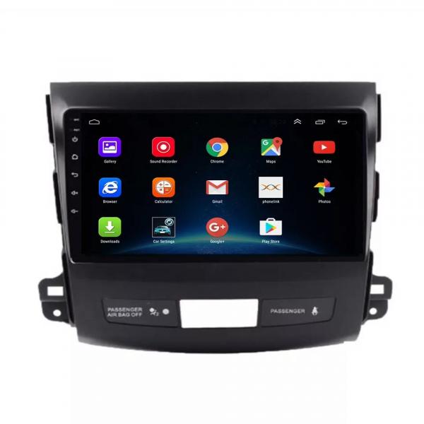 Navigatie Peugeot 4007 ( 2007 - 2012 ) , Android , Display 9 inch , 2GB RAM +32 GB ROM , Internet , 4G , Aplicatii , Waze , Wi Fi , Usb , Bluetooth , Mirrorlink 6