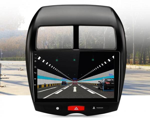Navigatie Peugeot 4008 , Android , Display 9 inch , 2GB RAM +32 GB ROM , Internet , 4G , Aplicatii , Waze , Wi Fi , Usb , Bluetooth , Mirrorlink 1