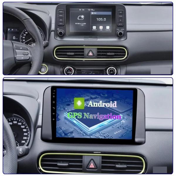 Navigatie Hyundai Tucson ( 2019 + ) , Android , Display 9 inch , 2GB RAM +32 GB ROM , Internet , 4G , Aplicatii , Waze , Wi Fi , Usb , Bluetooth , Mirrorlink 3