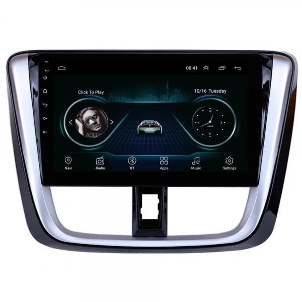 Navigatie Toyota Yaris ( 2014 + ) , Android , Display 10 inch , 2GB RAM + 32 GB ROM , Internet , 4G , Aplicatii , Waze , Wi Fi , Usb , Bluetooth , Mirrorlink [1]