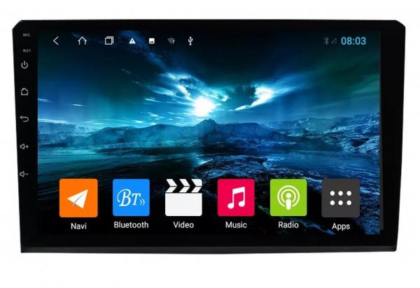 Navigatie Fiat Bravo ( 2007 - 2012 ) , Android , Display 9 inch , 2GB RAM +32 GB ROM , Internet , 4G , Aplicatii , Waze , Wi Fi , Usb , Bluetooth , Mirrorlink 0