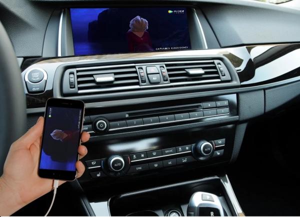 Navigatie BMW Seria 7 F01 F02 ( 2009 - 2015 ) , Android , 4 GB RAM + 64 GB ROM , Internet , 4G , Aplicatii , Waze , Wi Fi , Usb , Bluetooth , Mirrorlink 5