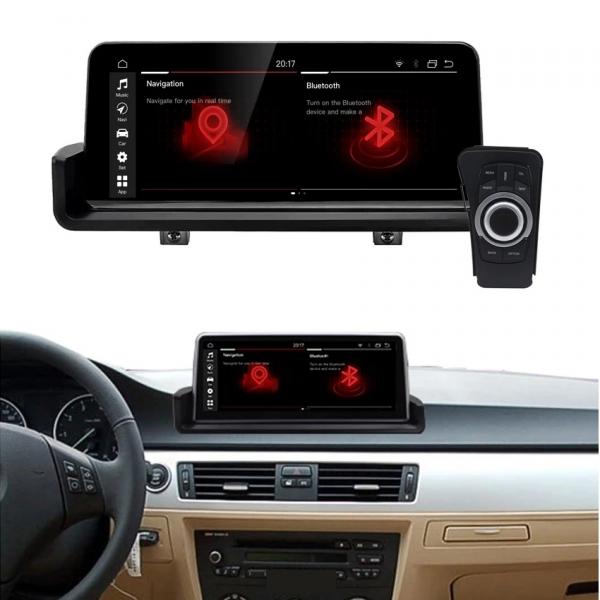 Navigatie BMW Seria 3 E90 ( 2005 - 2013 ) , Android , 4 GB RAM + 32 GB ROM , Internet , 4G , Youtube , Waze , Wi Fi , Usb , Bluetooth , Mirrorlink 7
