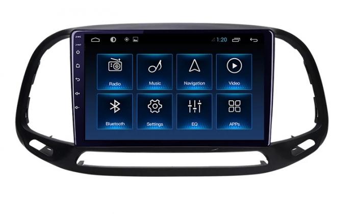 Navigatie Fiat Doblo ( 2015 - 2020 ) , Android , Display 9 inch , 2GB RAM +32 GB ROM , Internet , 4G , Aplicatii , Waze , Wi Fi , Usb , Bluetooth , Mirrorlink [2]