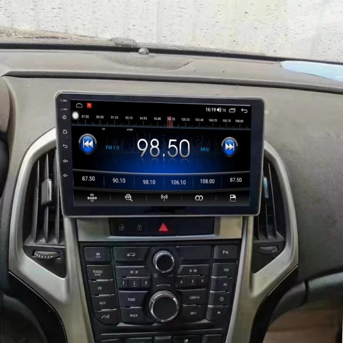 Navigatie Opel Astra J ( 2010 - 2019 ) , Android , Display 9 inch , 2GB RAM +32 GB ROM , Internet , 4G , Aplicatii , Waze , Wi Fi , Usb , Bluetooth , Mirrorlink [2]