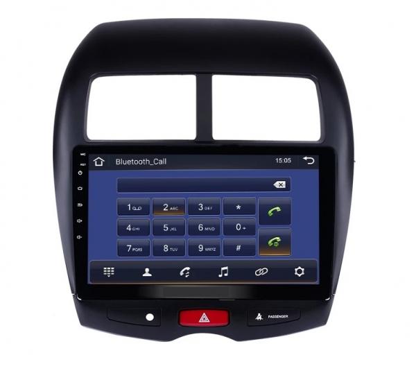 Navigatie Peugeot 4008 , Android , Display 9 inch , 2GB RAM +32 GB ROM , Internet , 4G , Aplicatii , Waze , Wi Fi , Usb , Bluetooth , Mirrorlink 3