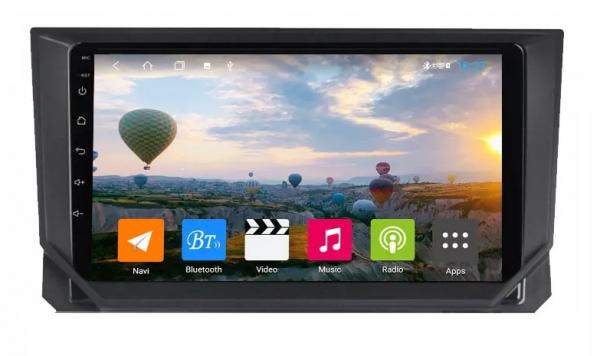 Navigatie Seat Ibiza ( 2017 + ) , Android , Display 9 inch , 2GB RAM +32 GB ROM , Internet , 4G , Aplicatii , Waze , Wi Fi , Usb , Bluetooth , Mirrorlink [0]