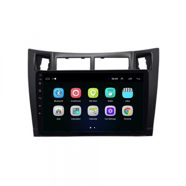 Navigatie Toyota Yaris ( 2005 - 2012 ) , Android , Display 9 inch , 2GB RAM +32 GB ROM , Internet , 4G , Aplicatii , Waze , Wi Fi , Usb , Bluetooth , Mirrorlink 6