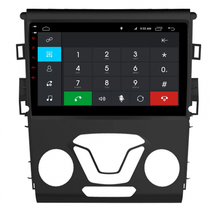 Navigatie Ford Mondeo ( 2013 + ) , 4 GB RAM + 64 GB ROM , Slot Sim 4G pentru Internet , Carplay , Android , Aplicatii , Usb , Wi Fi , Bluetooth [4]