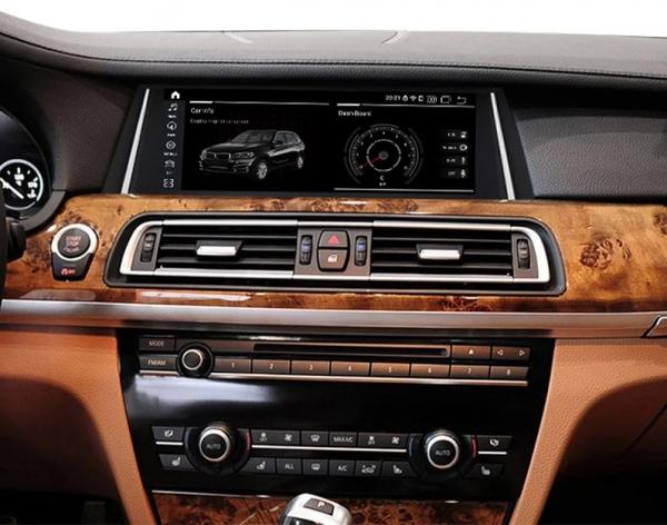 Navigatie BMW Seria 7 F01 F02 ( 2009 - 2015 ) , Android , 4 GB RAM + 64 GB ROM , Internet , 4G , Aplicatii , Waze , Wi Fi , Usb , Bluetooth , Mirrorlink 4