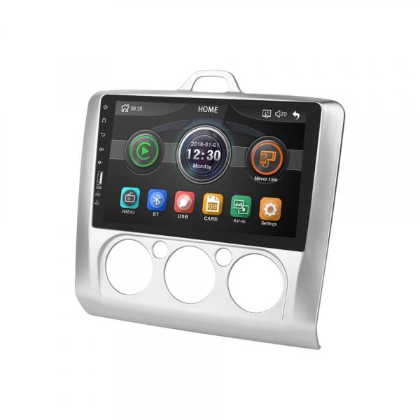 Navigatie Ford Focus ( 2004 - 2011 ) , Android , Clima Manuala , Display 9 inch , 2GB RAM +32 GB ROM , Internet , 4G , Aplicatii , Waze , Wi Fi , Usb , Bluetooth , Mirrorlink 0