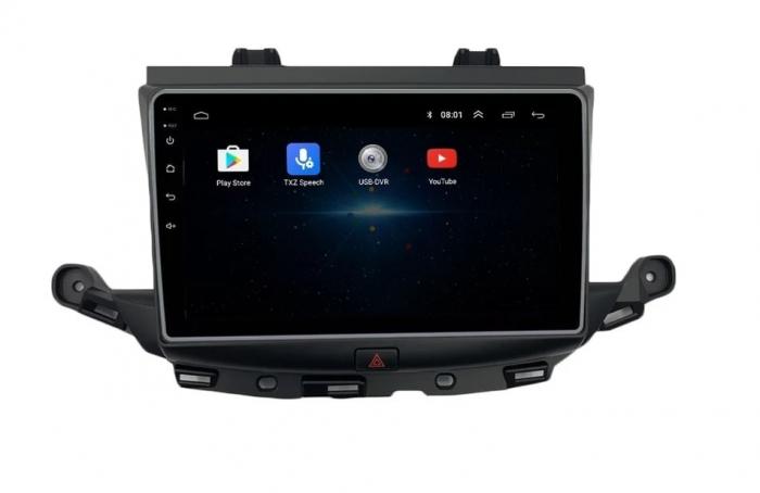 Navigatie Opel Astra K ( 2015 + ) , Android , Display 9 inch , 2GB RAM +32 GB ROM , Internet , 4G , Aplicatii , Waze , Wi Fi , Usb , Bluetooth , Mirrorlink [3]