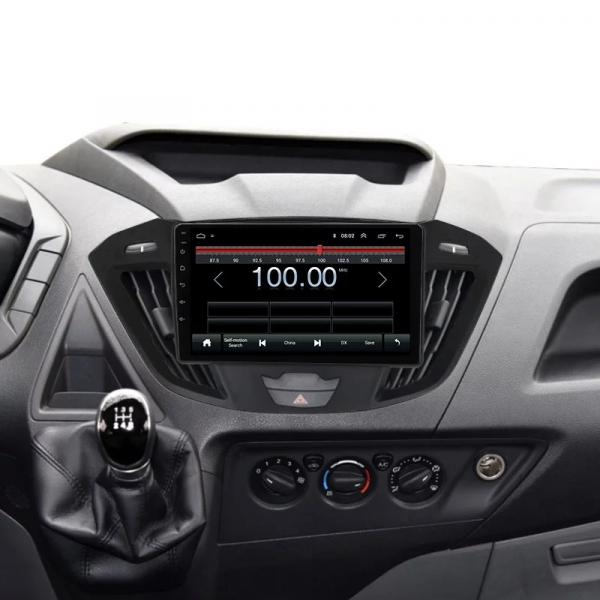 Navigatie Ford Transit ( 2012 - 2019 ) , Android , Display 9 inch , 2GB RAM +32 GB ROM , Internet , 4G , Aplicatii , Waze , Wi Fi , Usb , Bluetooth , Mirrorlink 4