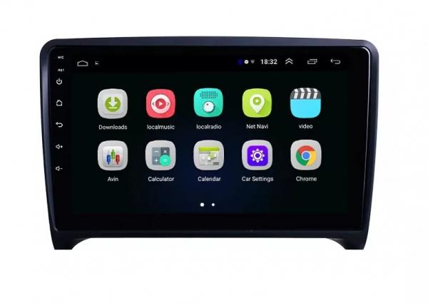 Navigatie Audi TT ( 2006 - 2012 ) , Android , Display 9 inch , 2GB RAM +32 GB ROM , Internet , 4G , Aplicatii , Waze , Wi Fi , Usb , Bluetooth , Mirrorlink 4