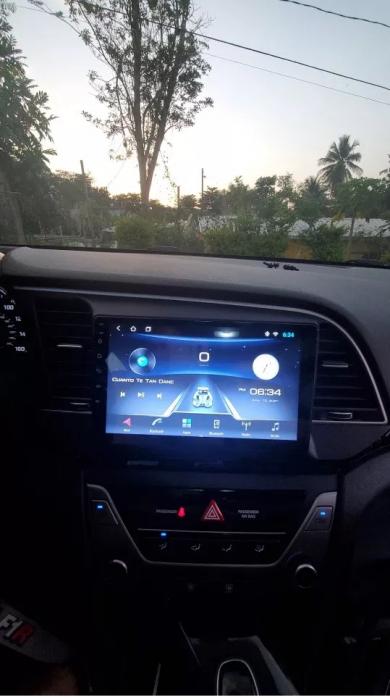 Navigatie Hyundai Elantra ( 2015 - 2019 ) , Android , Display 9 inch , 2 GB RAM si 32 GB ROM , Internet , 4G , Aplicatii , Waze , Wi Fi , Usb , Bluetooth , Mirrorlink [3]