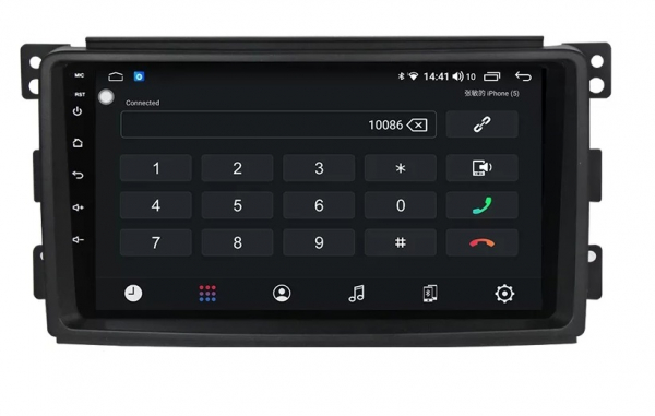 Navigatie Smart ( 2006 - 2010 ) , Android , Display 9 inch , 2GB RAM +32 GB ROM , Internet , 4G , Aplicatii , Waze , Wi Fi , Usb , Bluetooth , Mirrorlink 2