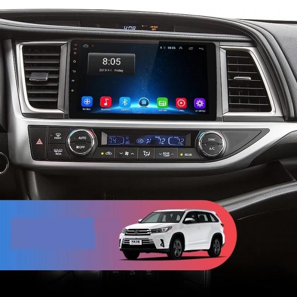 Navigatie Toyota Highlander ( 2014 - 2018 ) , Android , Display 9 inch , 2GB RAM +32 GB ROM , Internet , 4G , Aplicatii , Waze , Wi Fi , Usb , Bluetooth , Mirrorlink 6