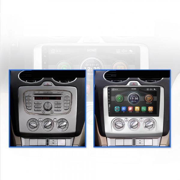 Navigatie Ford Focus ( 2004 - 2011 ) , Android , Clima Manuala , Display 9 inch , 2GB RAM +32 GB ROM , Internet , 4G , Aplicatii , Waze , Wi Fi , Usb , Bluetooth , Mirrorlink 1