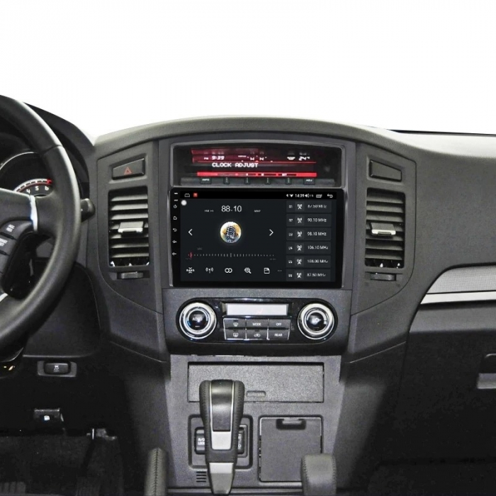 Navigatie Mitsubishi Pajero ( 2006 - 2018 ) , Android , Display 9 inch , 2GB RAM +32 GB ROM , Internet , 4G , Aplicatii , Waze , Wi Fi , Usb , Bluetooth , Mirrorlink 5