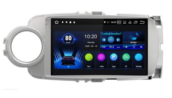 Navigatie Toyota Yaris ( 2010 - 2018 ) , Android , Display 9 inch , 2GB RAM +32 GB ROM , Internet , 4G , Aplicatii , Waze , Wi Fi , Usb , Bluetooth , Mirrorlink [4]