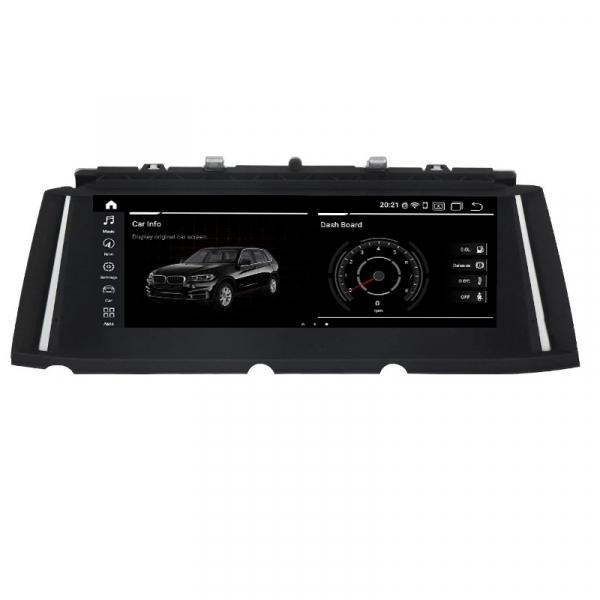 Navigatie BMW Seria 7 F01 F02 ( 2009 - 2015 ) , Android , 4 GB RAM + 64 GB ROM , Internet , 4G , Aplicatii , Waze , Wi Fi , Usb , Bluetooth , Mirrorlink 0