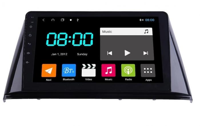 Navigatie Peugeot 308 ( 2013 - 2017 ) , Android , Display 9 inch , 2GB RAM +32 GB ROM , Internet , 4G , Aplicatii , Waze , Wi Fi , Usb , Bluetooth , Mirrorlink 0