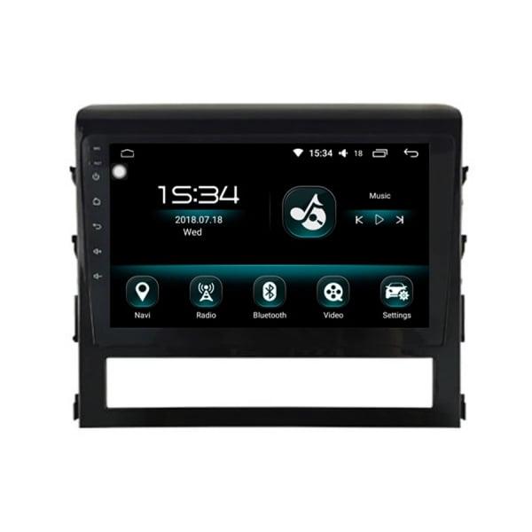 Navigatie Toyota Land Cruiser ( 2015 + ) , Android , Display 9 inch , 2GB RAM +32 GB ROM , Internet , 4G , Aplicatii , Waze , Wi Fi , Usb , Bluetooth , Mirrorlink 0