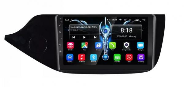 Navigatie Kia Ceed ( 2012 - 2020 ) , Android , Display 9 inch , 2GB RAM +32 GB ROM , Internet , 4G , Aplicatii , Waze , Wi Fi , Usb , Bluetooth , Mirrorlink [0]
