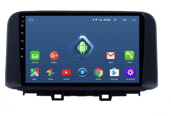 Navigatie Hyundai Tucson ( 2019 + ) , Android , Display 9 inch , 2GB RAM +32 GB ROM , Internet , 4G , Aplicatii , Waze , Wi Fi , Usb , Bluetooth , Mirrorlink 0