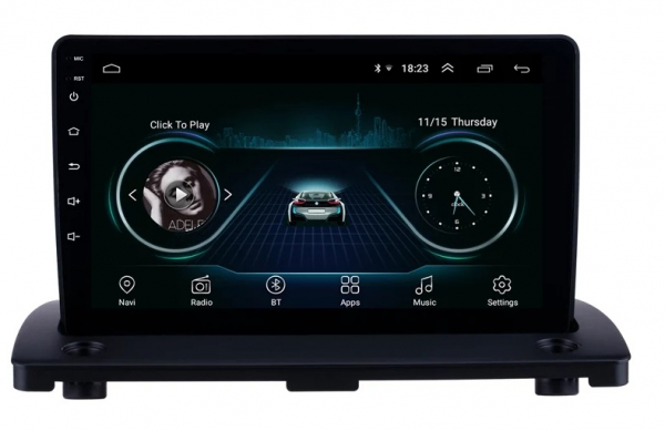 Navigatie Volvo XC90 ( 2003 - 2014 ) , Android , Display 9 inch , 2GB RAM +32 GB ROM , Internet , 4G , Aplicatii , Waze , Wi Fi , Usb , Bluetooth , Mirrorlink 3