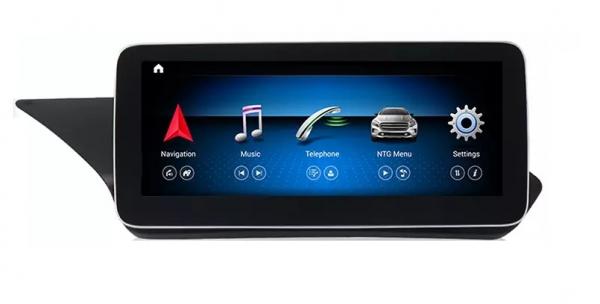 "Navigatie Mercedes E Class W212 ( 2012 - 2014) ,  Android , NTG 4.5 , 4GB RAM + 64 GB ROM , Slot Sim 4G LTE , Display 10.25 "" rez 1920*720 , Procesor Octa Core , Internet , Aplicatii , Waze , Wi Fi , 0"