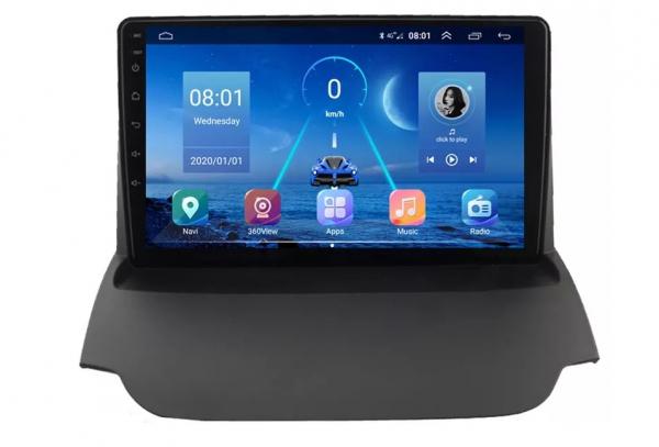 Navigatie Ford Ecosport ( 2013 - 2017 ) , Android , Display 9 inch , 2GB RAM +32 GB ROM , Internet , 4G , Aplicatii , Waze , Wi Fi , Usb , Bluetooth , Mirrorlink 2