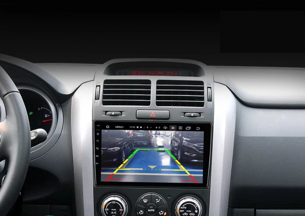 Navigatie Suzuki Grand Vitara ( 2005-2015 ) , Android , Display 9 inch , 2GB RAM +32 GB ROM , Internet , 4G , Aplicatii , Waze , Wi Fi , Usb , Bluetooth , Mirrorlink 1