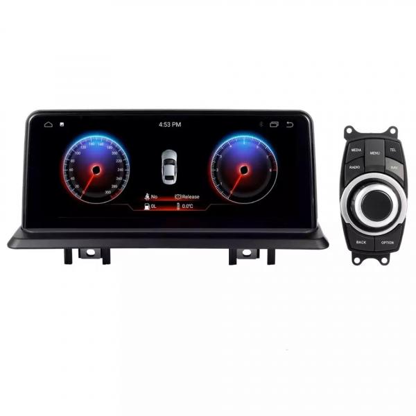 Navigatie BMW Seria 1 E87 ( 2005 - 2012 ) , Android , 4 GB RAM + 64 GB ROM , Internet , 4G , Youtube , Waze , Wi Fi , Usb , Bluetooth , Mirrorlink 2