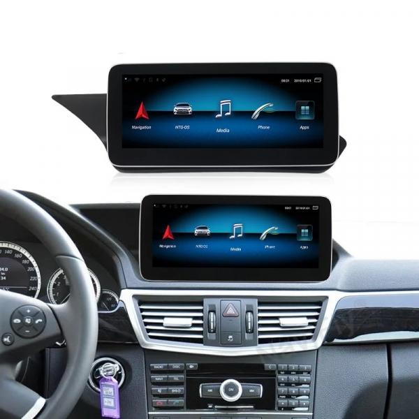 "Navigatie Mercedes E Class W212 ( 2012 - 2014) ,  Android , NTG 4.5 , 4GB RAM + 64 GB ROM , Slot Sim 4G LTE , Display 10.25 "" rez 1920*720 , Procesor Octa Core , Internet , Aplicatii , Waze , Wi Fi , 1"