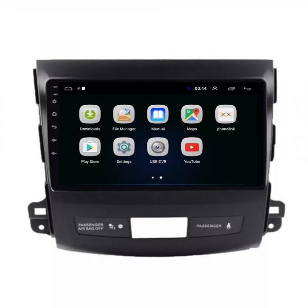 Navigatie Peugeot 4007 ( 2007 - 2012 ) , Android , Display 9 inch , 2GB RAM +32 GB ROM , Internet , 4G , Aplicatii , Waze , Wi Fi , Usb , Bluetooth , Mirrorlink 2