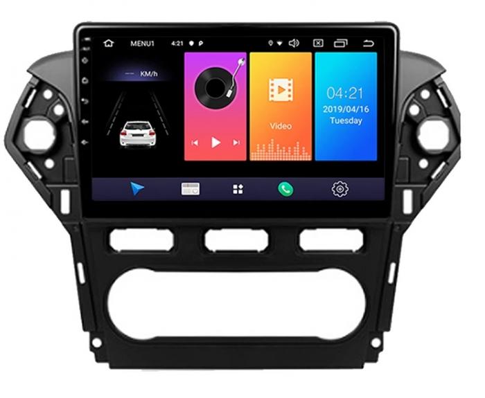 Navigatie Ford Mondeo ( 2010 - 2014 ) , Android , Display 9 inch , 2GB RAM +32 GB ROM , Internet , 4G , Aplicatii , Waze , Wi Fi , Usb , Bluetooth , Mirrorlink [2]